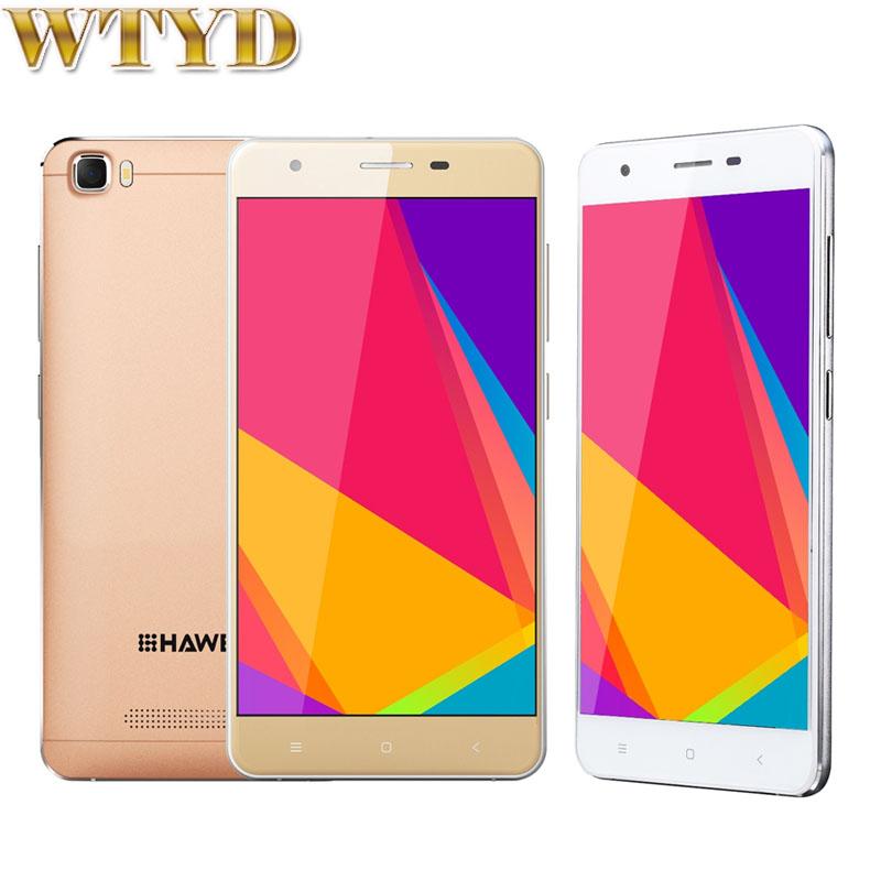 Original Brand HAWEEL H1 Network 3G 5.0 inch Android 5.1 MTK6580 Quad Core 1.2GHz Smartphone RAM 1GB+ ROM 8GB GPS(China (Mainland))