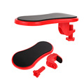 NI5L NEW Desk Attachable Computer Table Arm Support Mouse Pads Arm Wrist Rests Hand Shoulder Protect