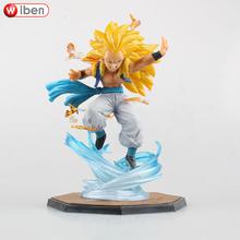 Anime Dragon Ball Z ZERO Gotenks Action Figure Brinquedos DragonBall figure Collection Toys Kids Toy