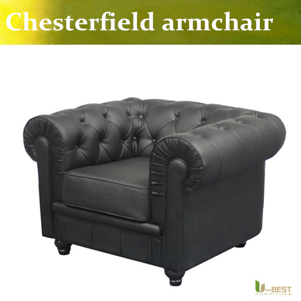 Fabric Chesterfield sofa, chesterfield single seat sofa ,fabric armchair ,Country Style living room sofa<br><br>Aliexpress