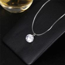 זעיר לב קולר שרשרת לנשים זהב כסף שרשרת Smalll אהבת שרשרת תליון על צוואר בוהמי Chocker שרשרת תכשיטים(China)