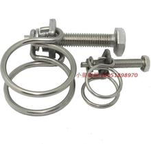 201 stainless steel clamps