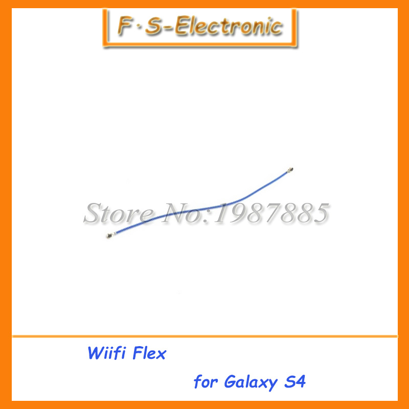 10pcs/lot New WIFI Antenna Signal Flex Cable Wire For Samsung Galaxy S4 i9500 i9505 i337 i545 L720(China (Mainland))