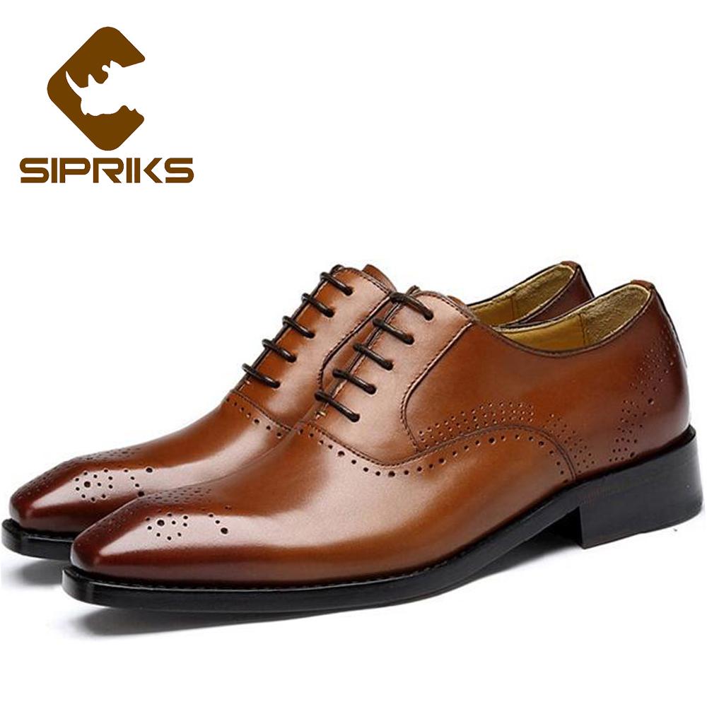 get cheap brown mens dress shoes aliexpress