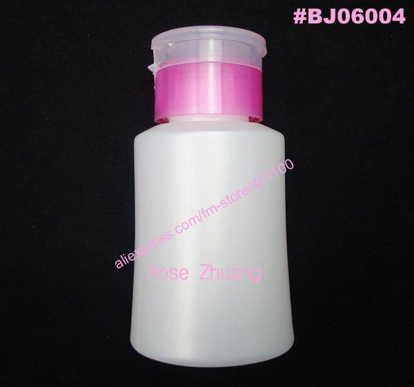 pink pump dispenser for acetone and polishremover wholesales SKU:F0011