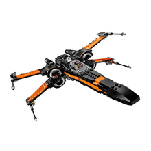 2016 New X-wing Fighter Star Wars Building Blocks Compatible With LEGO Star Wars Brick Toys Assembled Fighter Kids Holiday Gifts(China (Mainland))