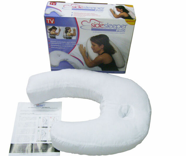 Wholesale SideSleeper Pro Neck And Back Pillow(China (Mainland))