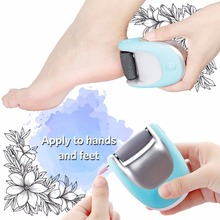 USB Electric Foot File Callus Remover Pedicure Manicure Feet Care tool Callus Remover for Dead Skin,Nail Drill Buffer Polisher(China (Mainland))
