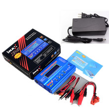 Battery Lipro Balance Charger iMAX B6 charger Lipro Digital Balance Charger + 12v 5A Power Adapter + Charging Cables