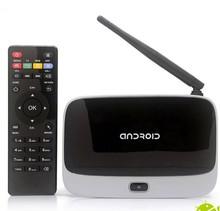 CS918 Smart Set-top Box Quad Core 2 GB/16 GB Android 4.4 TV Box Media Player con Control Remoto WiFi 1080 P IPTV CS918 TV Receptor