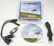 RC Real Flight Simulator Real Flight G7 / G6 G5.5 / 5 For Helicopter Quadcopter(China (Mainland))