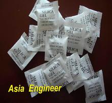 80 Packs Dry pack 5 Gram Silica Gel Packets Desiccants Drypack(China (Mainland))