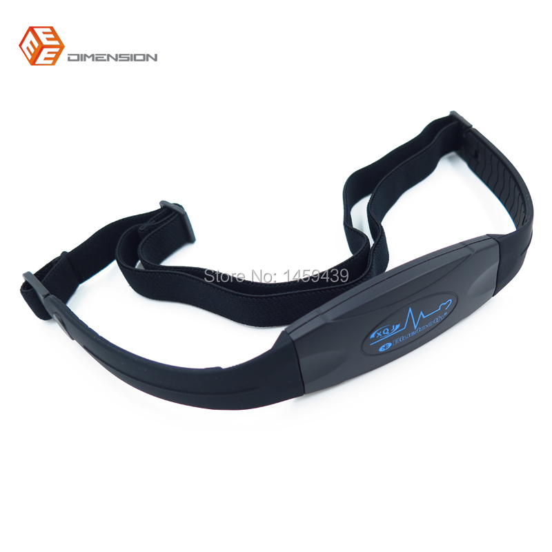 2016 New Arrival Wireless Bluetooth 4.0 Heart Rate Monitor Sport Chest Strap for