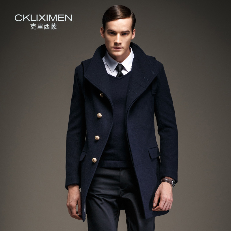 new-brand-CKliximen-winter-new-men-s-wear-wool-coat-mens ...