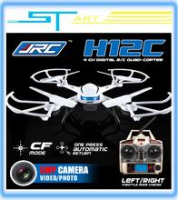5MP Camera Better than X5C H8C JJRC H12C Mini Drone 2.4G 4CH Headless Mode One Key Auto Return RC Quadcopter(China (Mainland))