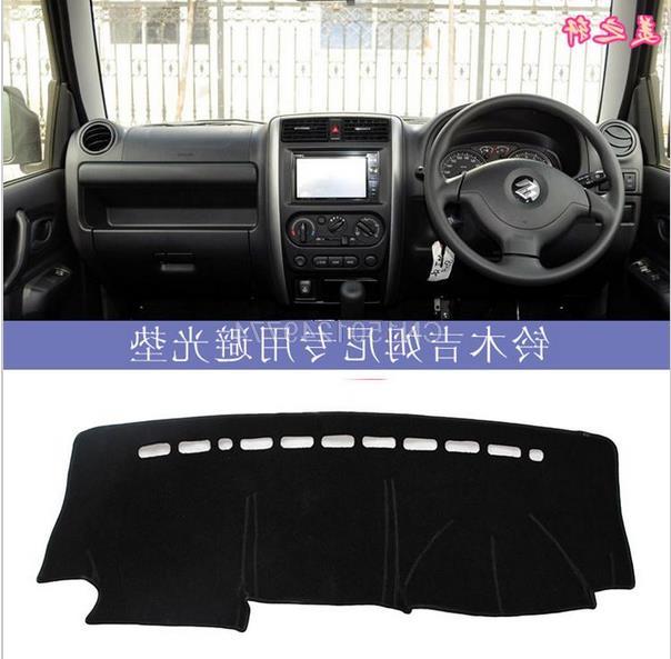 Suzuki JIMNY Auto Swift console control dashboard shading anti-reflective dashboard covers for right hand  drive RHD <br><br>Aliexpress