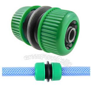 20pcs/lot Plastic Garden Hose Repair Connector Quick Adapter Garden Irrigation HF31541(China (Mainland))