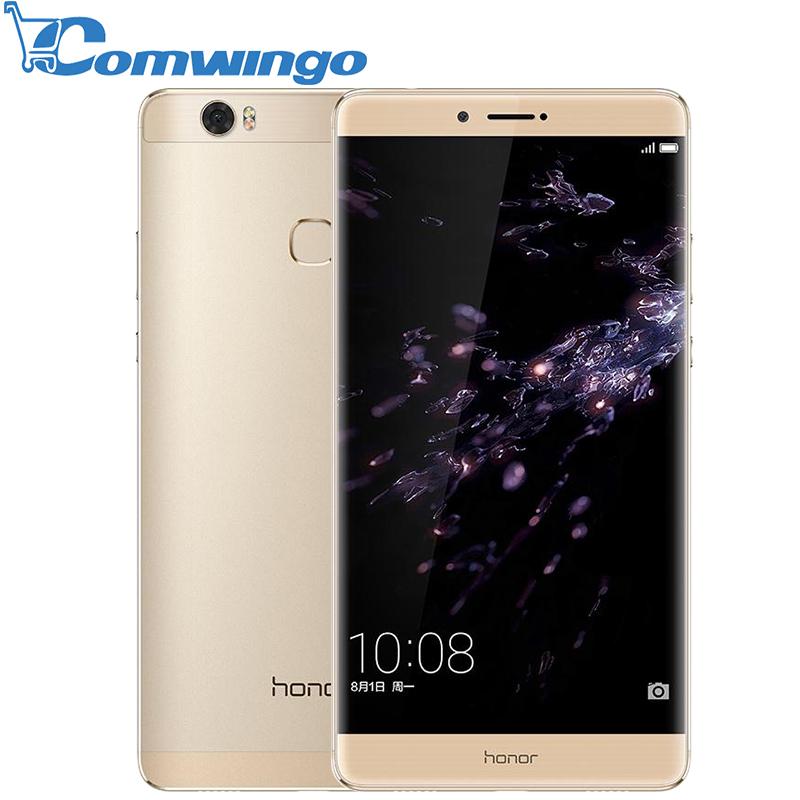 "Original Huawei Honor Note 8 LTE Mobile Phone 6.6"" Fingerprint Octa Core 2560X1440 4G RAM 13.0MP+8.0MP Camera Smat Phone(China (Mainland))"