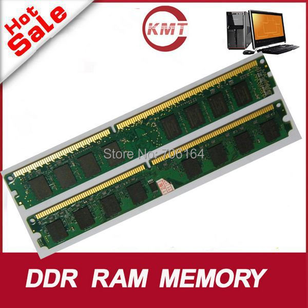 lowest price memory module DDR2 RAM 1GB 800mhz for PC all the motherboard free shipping(China (Mainland))