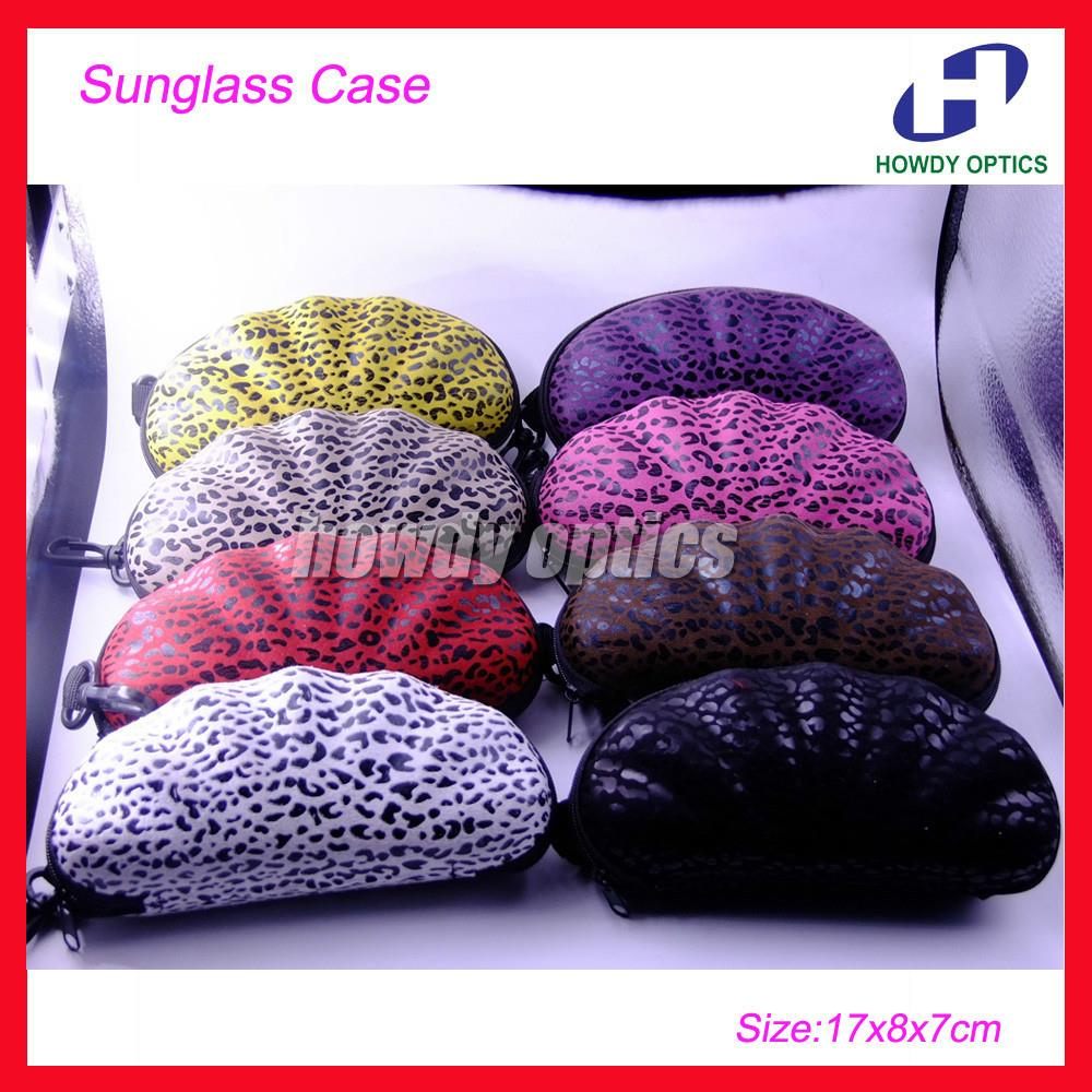 Extra Large Conchoidal EVA Eyewear Eyeglasses Sunglasses Case  Sunglasses  Case Box  Free Shipping
