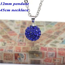 Wholesale Charm Charm  Pendant Necklace 12mm Charm Beads Stainless Steel Link(China (Mainland))