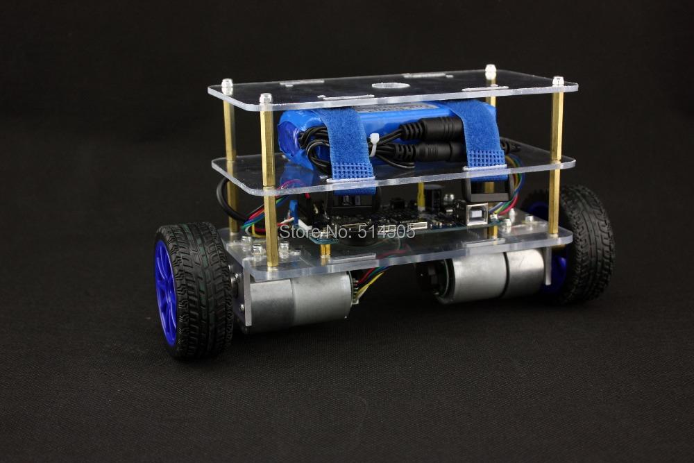 B-Robot EVO KIT Plug and Play Robot version - jjrobots