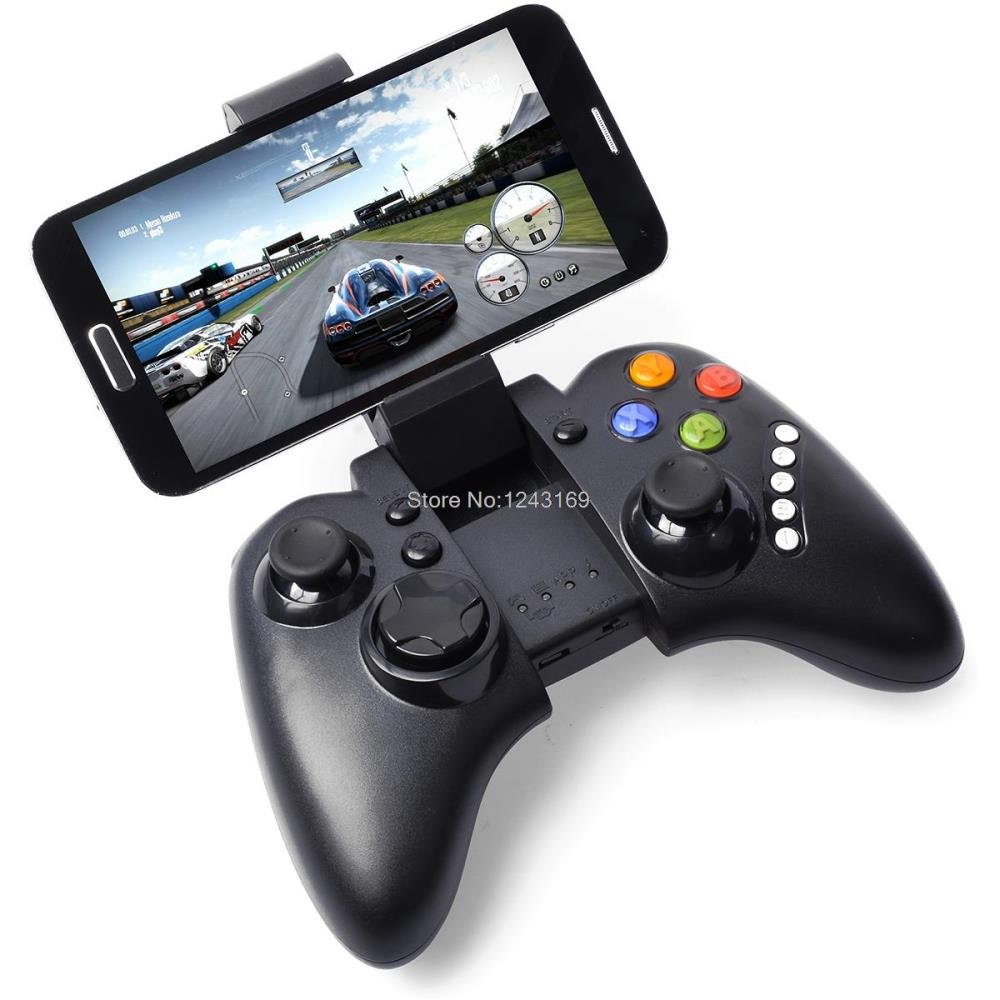 Ipega PG-9021 Wireless Bluetooth Gaming Game Controller Gamepads Joystick for Android IOS IP102-SZ(China (Mainland))