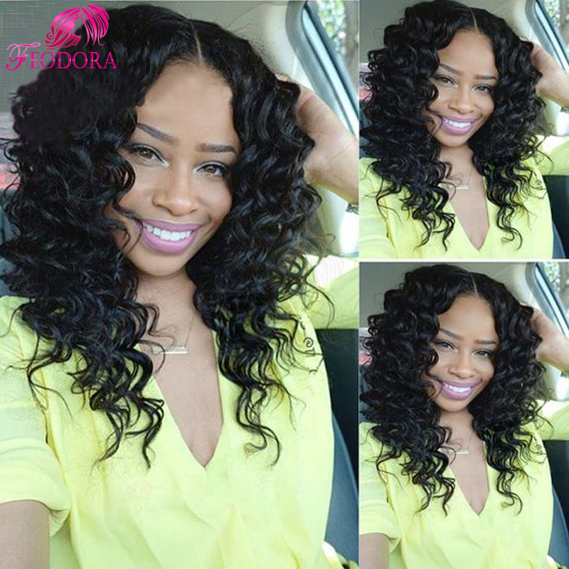 u part wig human hair customized hot sale 100% human hair u part wig curly brazilian virgin in stock Grade 7a natural hairline