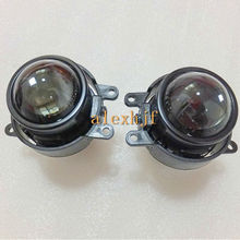 Lens Fog Lamp Assembly Case for SCION IQ 2012~2013, XB 2008~2009, TC 2011~2013, Peugeot  107 2012 ~ON etc.(China (Mainland))