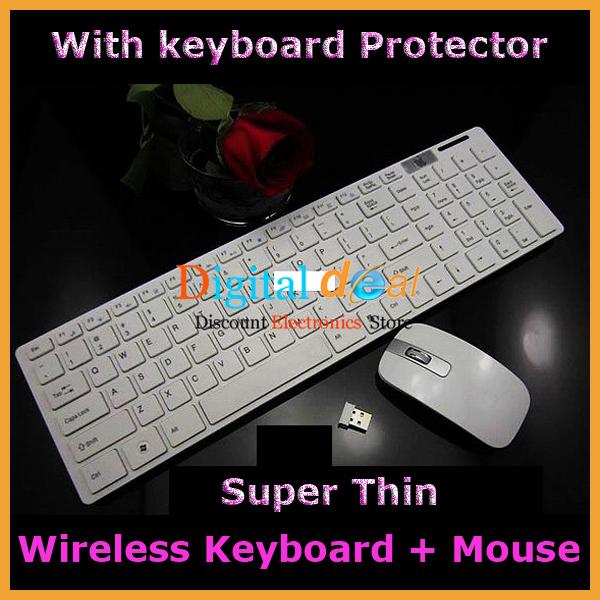 3 In 1 Bluetooth Keyboard + Mouse+Keyboard Protector Skin for iPad/Tablet/PC/Destop Wireless Keyboard Kit Set !50pcs/lot(China (Mainland))