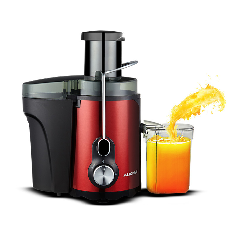 Фотография 2016 Real Automatic Household Electric Juicer High Juice Yield Large Diameter Stainless Steel Multifunctional Fruit Vegetable