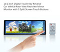new arrival 10 2 Inch Digital Touch Key Reverse Car Vehicle Rear View Rearview Mirror Monitor