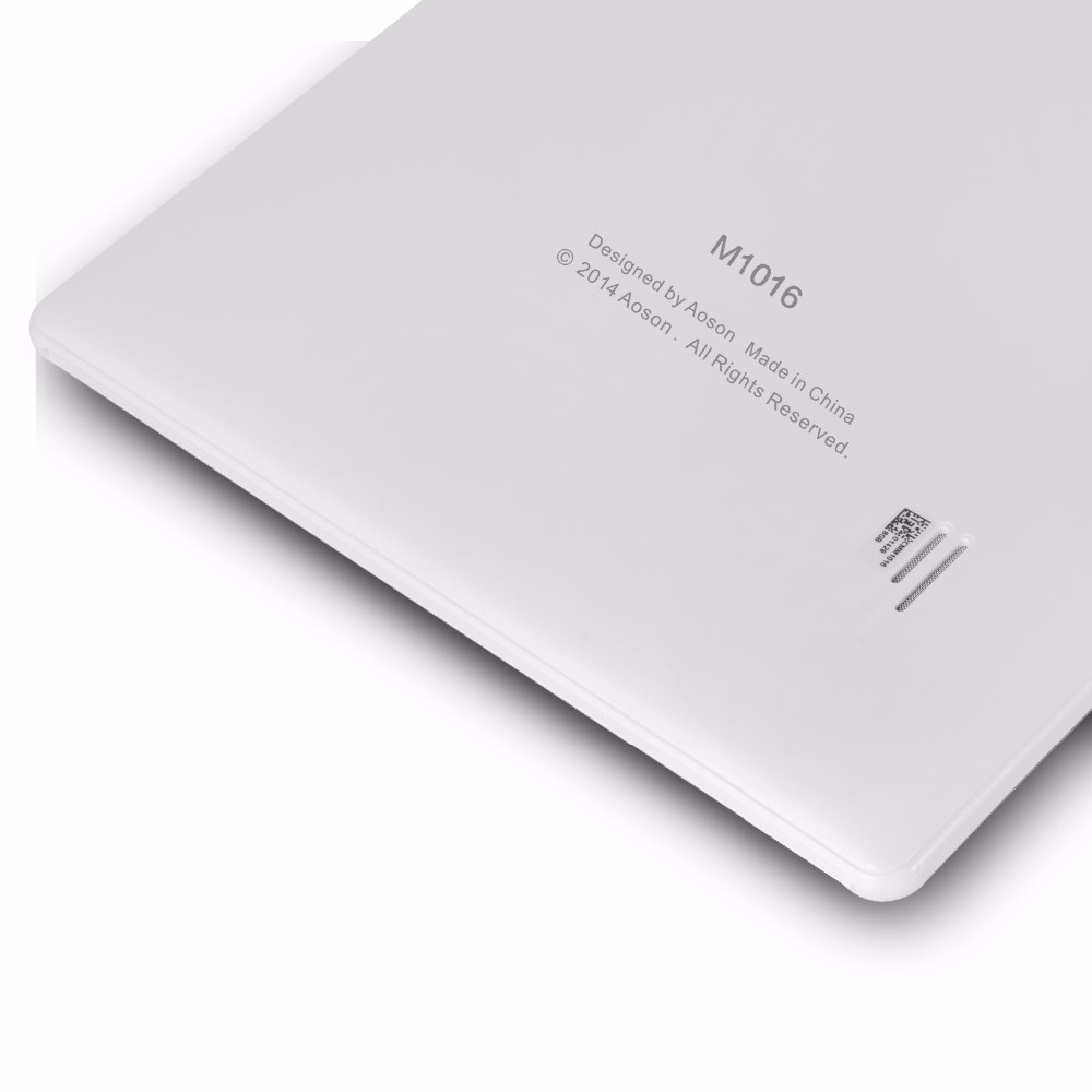 Android Tablet Pc 10 Inch 1Gb 8Gb Quad Core Tablets Pc 1024600 High Definition Lcd Dual Cameras Nice Aoson M1016C-W Tab Pc (8)