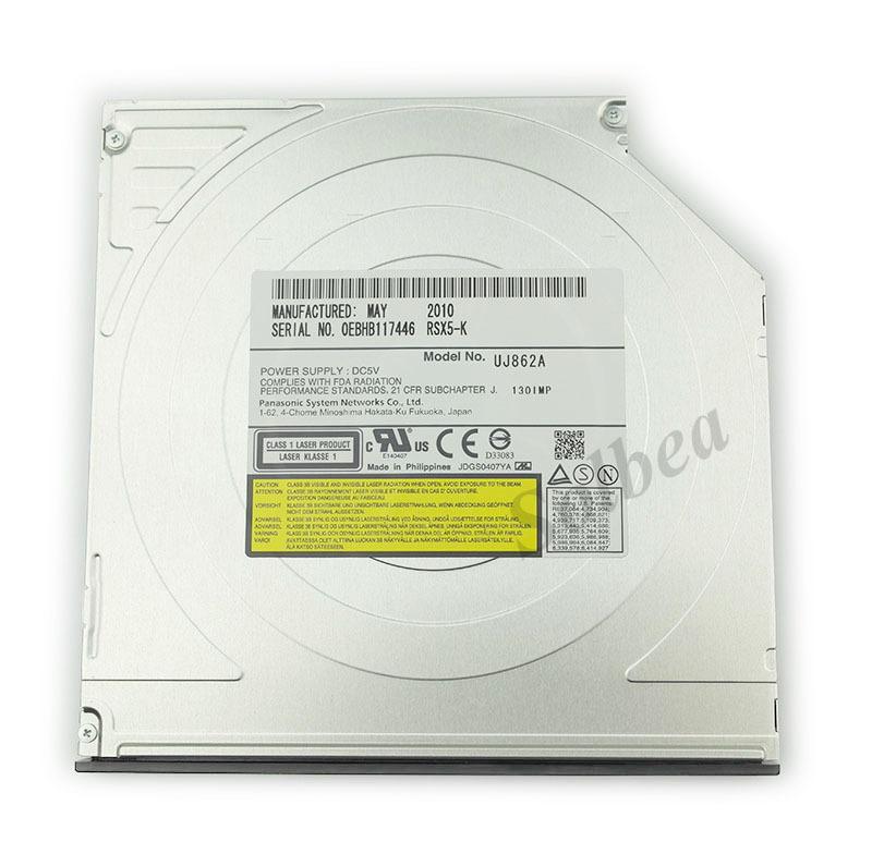 Накопитель на оптических дисках OEM 1 Panasonic UJ862A SATA 9,5 8 X DVD RW 24 X CD DVD OD008 энциклопедия таэквон до 5 dvd