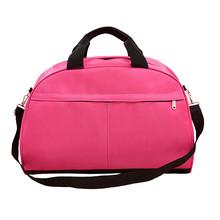 2015 Hot Sale Women Travel Bag  Large Capacity Waterproof Duffle Bag Fashion Casual Sport Bag Size 48*30*22cm OS-AY-065(China (Mainland))