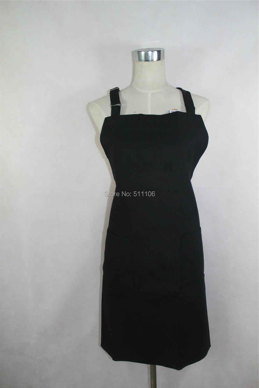 Fenglin 5 Stars 100% Cotton kitchen apron(China (Mainland))