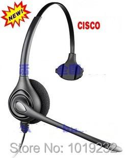 Free Shipping Headset Headphone for Cisco Ip Telephone 7940 7941 7942 7945 7970 7960 7961 7962 7970 7971 7975 6911 8941 8945(China (Mainland))