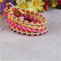 1lot 5pcs Mixed Color High Quality Girls Elastics Hair Rope Gum For hair Elastics Hair Tie