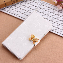 Wallet Mobile Phone bags Cases THL W8 W8S Lovely Fashion Flip Cell Case Cover - AXD Shenzhen AnXuanDa Co.,Ltd store