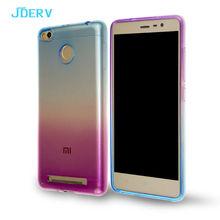Buy Xiaomi Redmi 3S Silicone Gradient Colors Case Xiaomi Redmi 3 S Pro Prime Cover TPU Transparent Skin Clear Phone Cases for $1.47 in AliExpress store