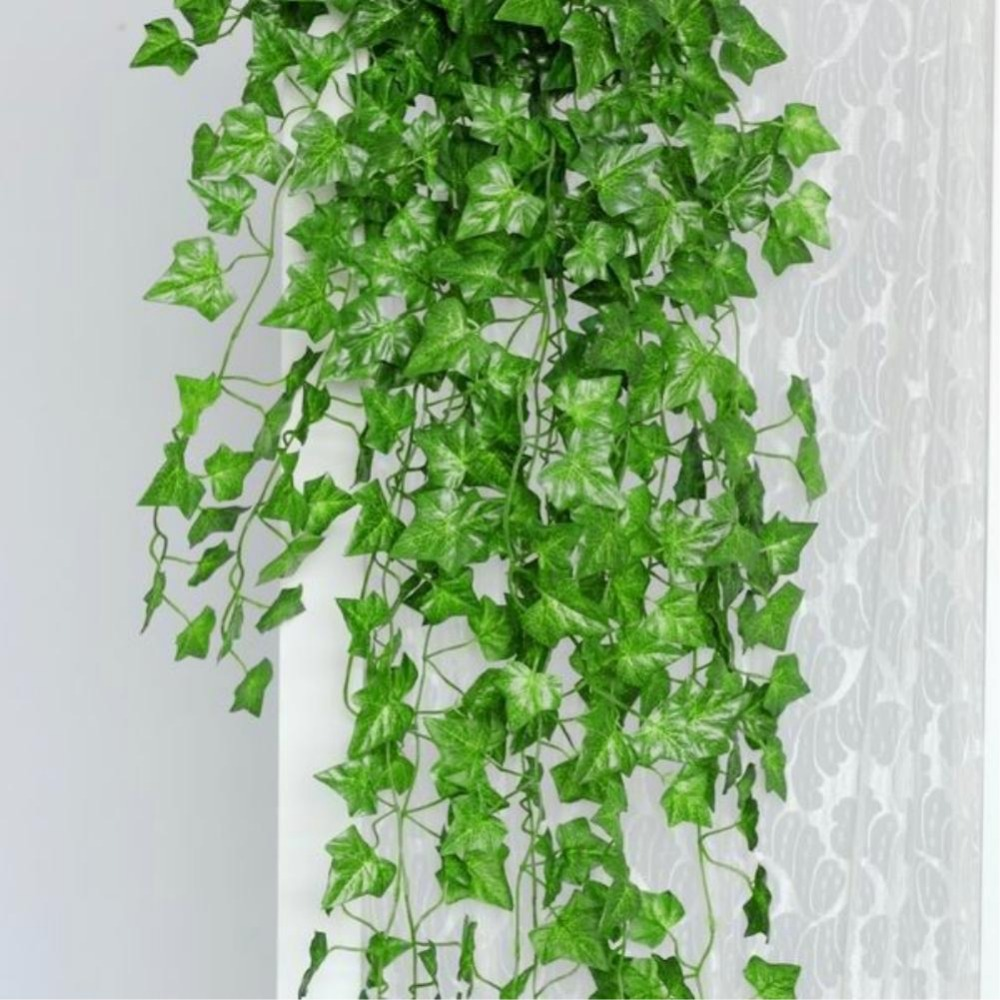 2.3 meter Artificial Plants Grape Leaves Vines Fake Plant Grass for Wedding Party Home Decoration Gift Graft DIY Hanging(China (Mainland))