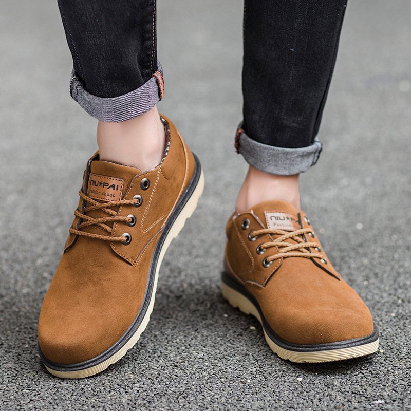 Popular Mens Stylish Boots Suede-Buy Cheap Mens Stylish Boots ...