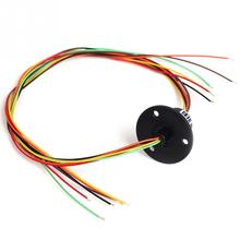 1pc Brand New Capsule Slip Ring Speed Dome Conductive Ring For High-speed Ball Stage Light(China (Mainland))
