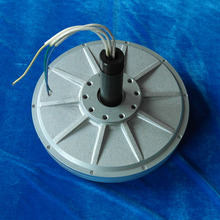 PMG380 1kw 180RPM disc coreless Low RPM Wind  Generator/Alternator, Three-Phase Permanent Magnet Generator(China (Mainland))