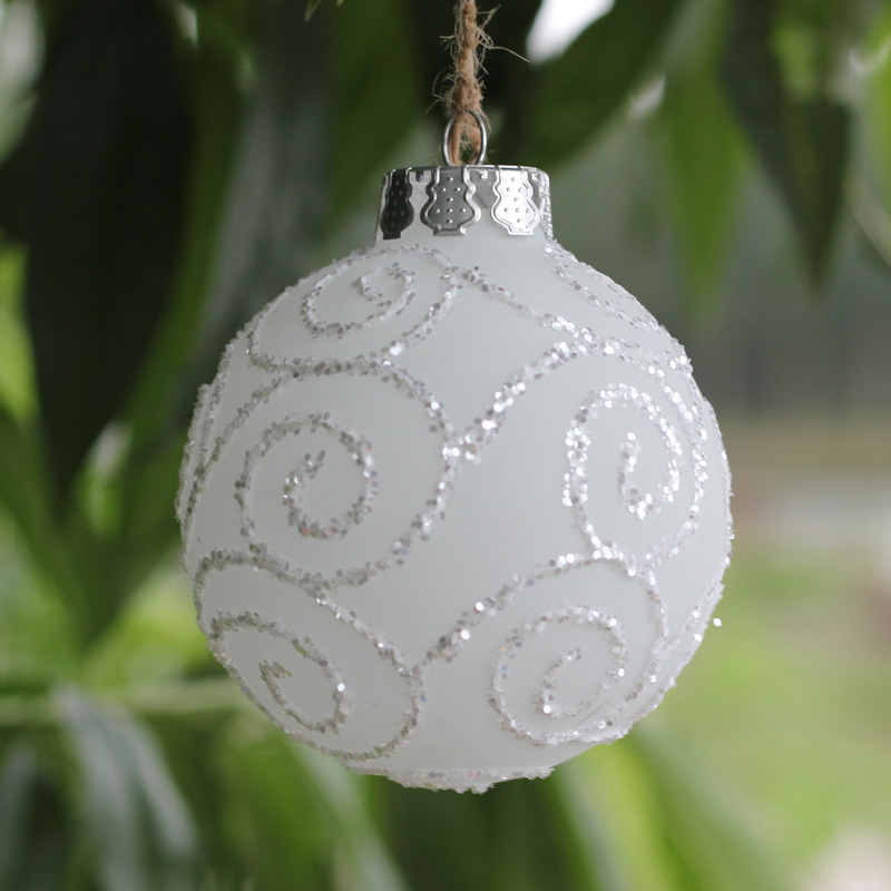 Online buy wholesale glass christmas ornaments
