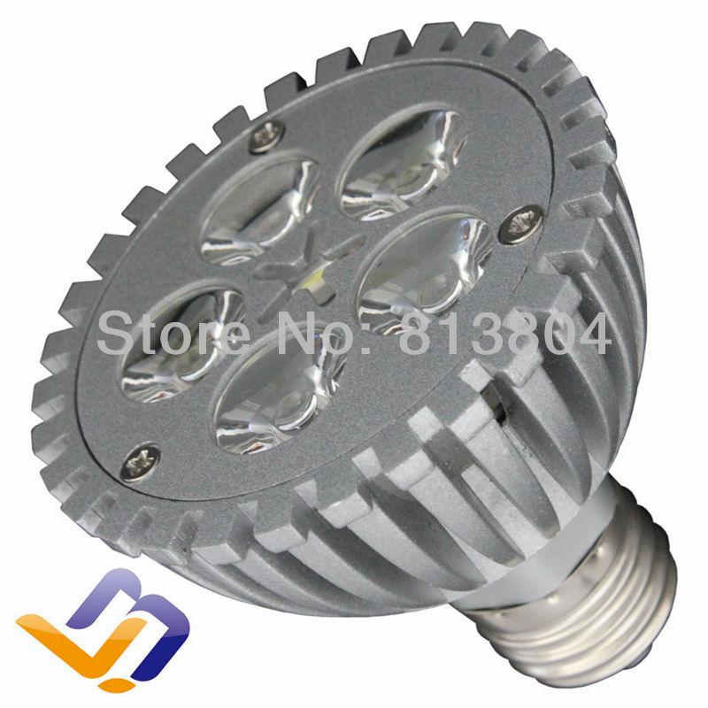 Free shipping par 20 /PAR 30/Par 38 5w 7w 12w par 20 High Power E27 e26 led Spot Light Lamp 2pcs/lot AC100-240V RoHS & CE(China (Mainland))