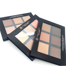 Anastasia Beverly Hills Pro Series Contour Cream Kit 6 Color Face Concealer Palette Powders Deep / Medium / Light Makeup Set(China (Mainland))