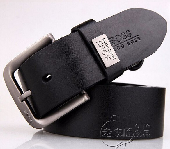 Hot sale new arrival men real luxury leather belts male strap High quality fashion men women