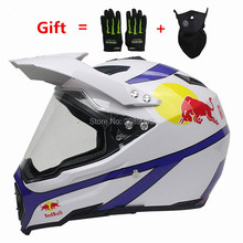 Dot Approved Motorcross Off road Helmet Motorbike Casco Capacete Motorcycle Racing Dirt Bike Head Gears Helmet with Visor M L XL(China (Mainland))