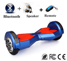 No Tax to European Hot popular 8inch & 6.5 inch 2 Wheel Self Smart Balance Scooter Led light Electric Skateboard Hoverboard 22A